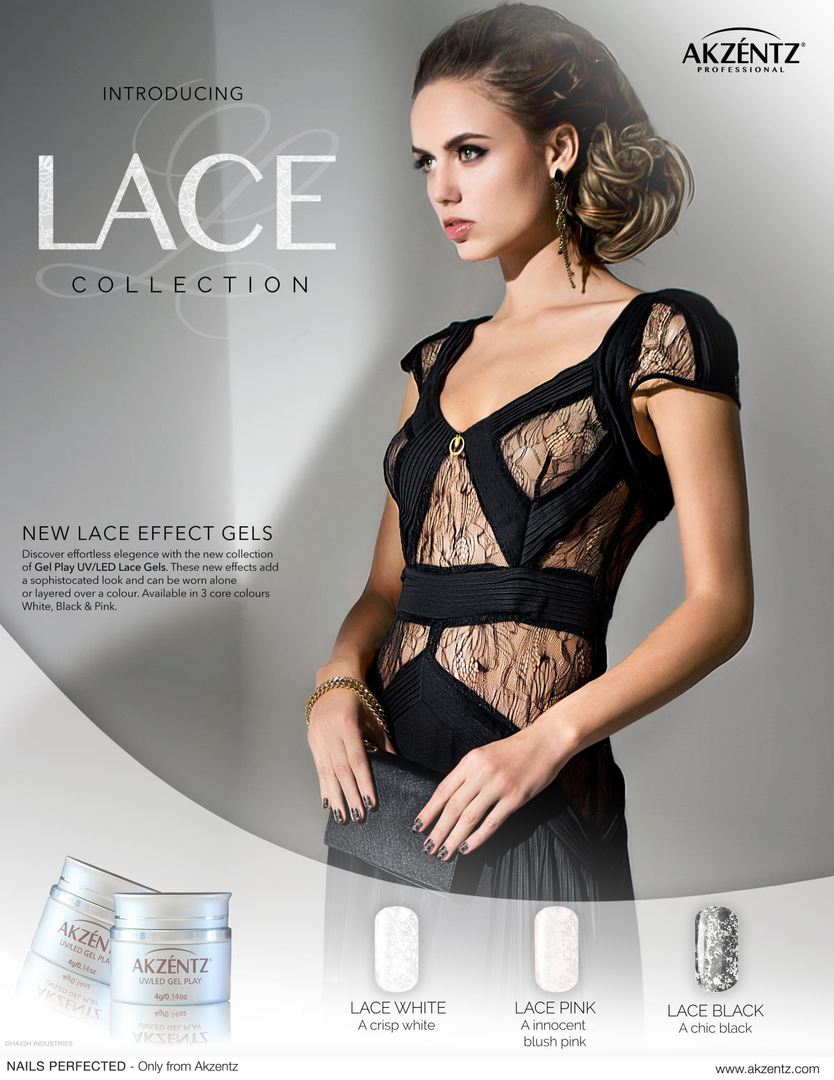 the Lace Collection
