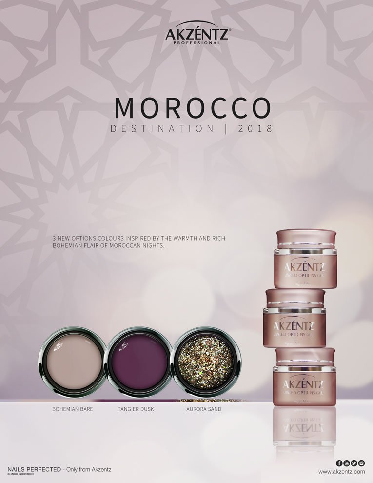 Morocco collection